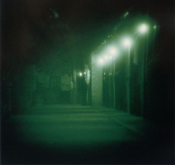 Thomas Ruff,  Nacht  (1992-1996)