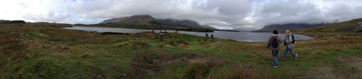 Panoramic view in Connemara!