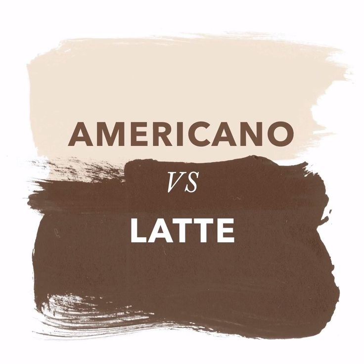 "Starbucks Coffee di Twitter: ""Two ways we love our espresso. #Americano #Latte https://t.co/l3YIa4SwTm"""