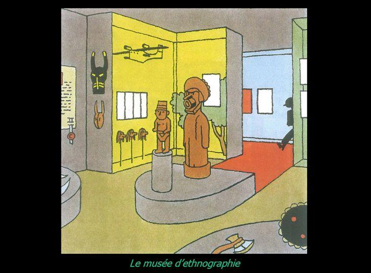 Joost Swarte - Musée Hergé