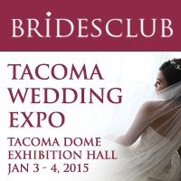 boutique TwentyFour will be at the @BridesClub show on January 3 - 4 at the Tacoma Dome Exhibition Hall. #TacomaWeddingExpo