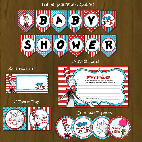 Dr+Seuss+Cat+in+a+Hat+Baby+Shower+Printable+Package+DIY