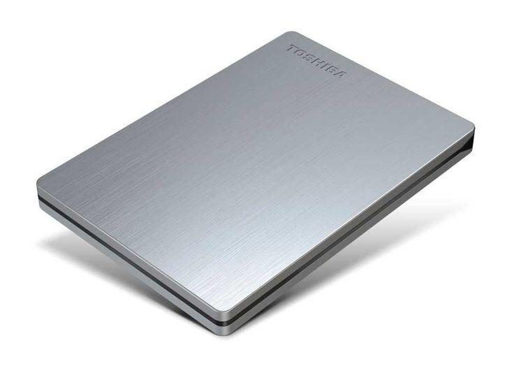 Toshiba Canvio ALU 3S Plateado 500 GB | HDD Externo  - Compra siempre al mejor precio en todoparaelpc.es. Tenemos las mejores ofertas de internet