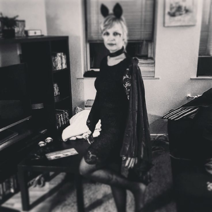 Halloween 2015 - Bat Girl