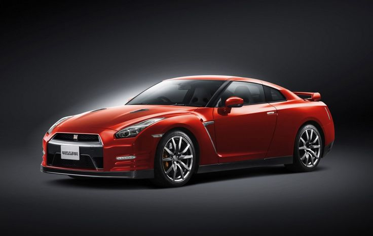 2015 Nissan GT-R Preview