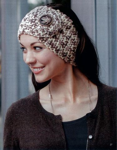 Picture of Crochet Slouchy Beanies