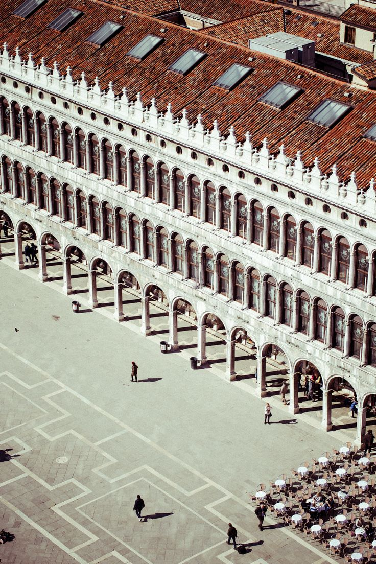 One of my favorite places - Piazza San Marco, Venice, Italy