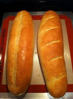 Homemade French Bread | Being Genevieve