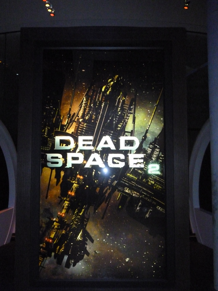 Dead Space 2!