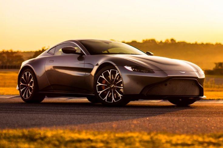 The 2018 Aston Martin Vantage is a Gleaming Neon Predator | Man of Many