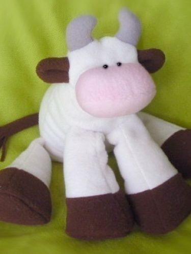 Cow Patterns For Sewing | ... cart cow soft toy pattern pdf patty the cow 12 30cm soft toy pattern