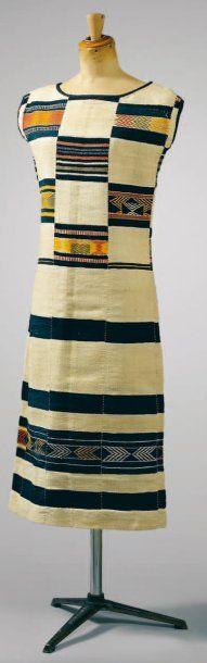 Paul Poiret, circa 1923   Model TIMBUCTOU DRESS