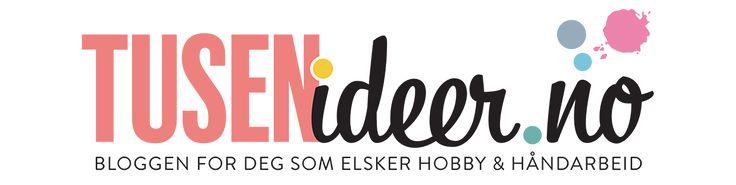 Tusenideer logo