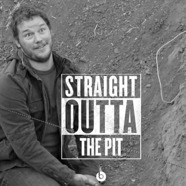 straight outta the pit <3
