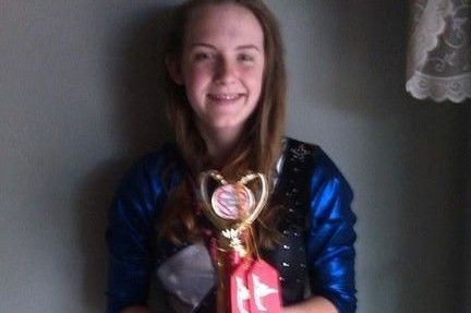 Help Crystal get to 2014 AAU Nationals on GoFundMe - $10 raised by 2 people in 29 days.