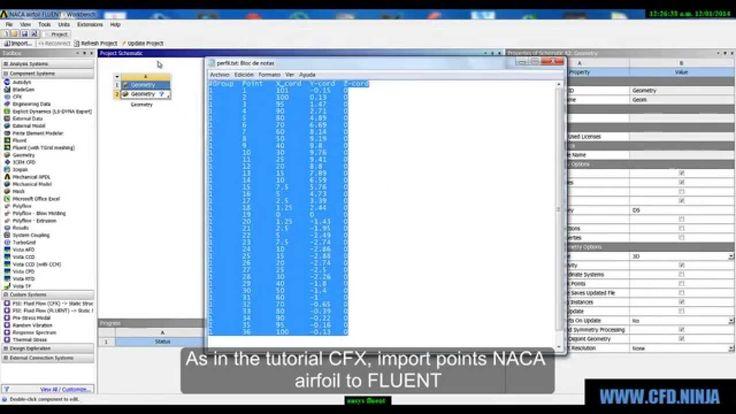 Tutorial NACA Airfoil - Part 1