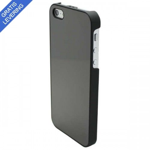 Sort iPhone 5/5S Spejl Cover