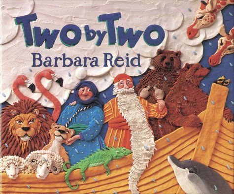 Written and illustrated by Barbara Reid Scholastic Canada