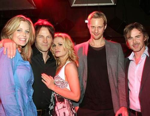 True Blood Cast I can't believe that it a went so face ( TO FAST ) TRUE BLOOD R.I.P
