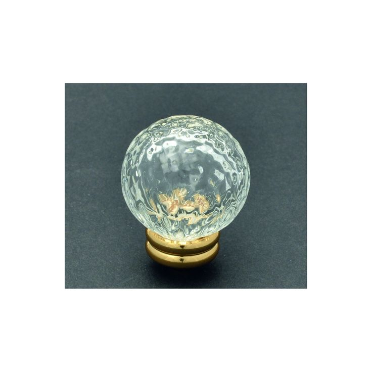 Murano glass Knobs VETRO SOFFIATO 146 - Artital Lighting & Home Design