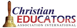Please Check Out:  Christian Educators Association International, Resources for Christian Educators in Private & Public Schools
