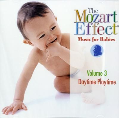 The Mozart Effect: Music for Babies: Volume 3. Your baby's social intellectual, emotional and physical skills develop through safe, healthy and #creativeplay. Using the music of Mozart to enhance your baby's playtime helps to develop important life skills.