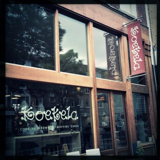 Koekela in Rotterdam, Zuid-Holland. For delicious pastries, go here.