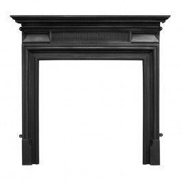 "Carron Belgrave 54"" Cast Iron Fireplace Surround - Fireplaces Are Us"