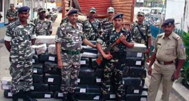 "1000 Kg Ganja Worth Rs 8 Crore Seized from an Abandoned Truck near Siliguri   The Sashastra Seema Bal today seized cannabis weighing over 1000kg and worth around Rs 8 crore from an abandoned truck at Fulbari on NH31D.  No one has been arrested.  D.K. Singh the second-in-command of the 41st battalion of the SSB said: ""We got information that a vehicle from Manipur loaded with cannabis will move through Fulbari bypass area this morning. Our men had been waiting but they could not trace the…"