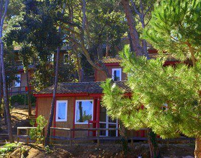 Allotjament - Camping Internacional de Calonge