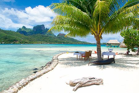 Choose the best Tahiti airfare for your Vacation
