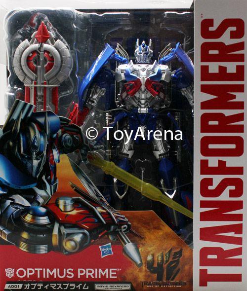 movie advance ad01 optimus prime transformers action figure #transformer
