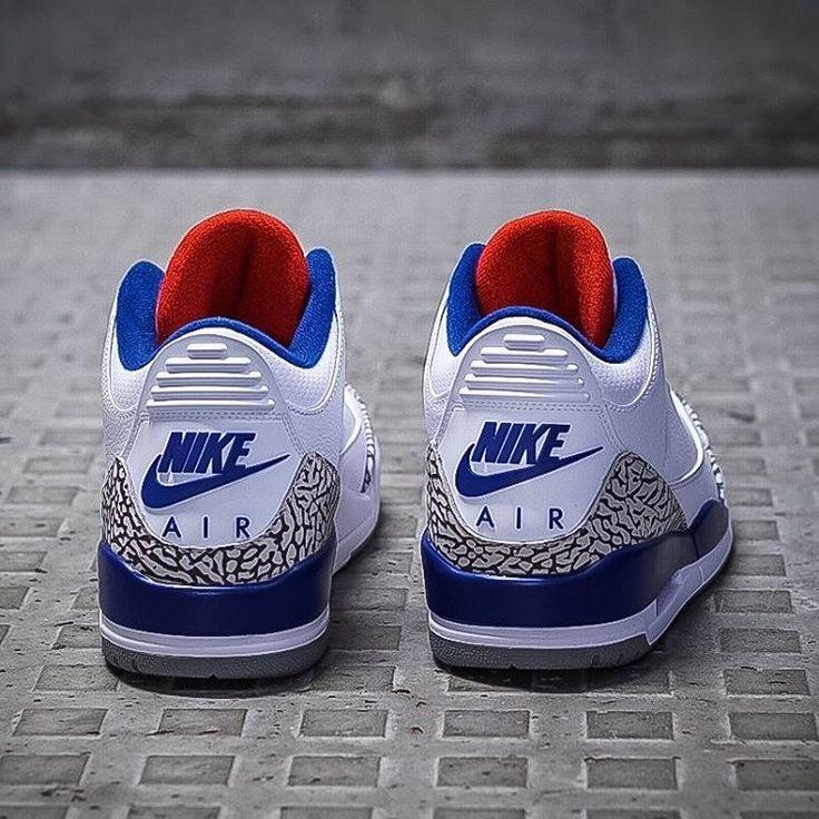 On Instagram- sneakernews: The Air Jordan 3 True Blue returns on Black  Friday in