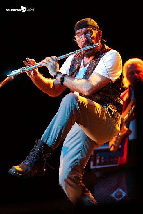 Jethro Tull Ian Anderson. Teatro Price. Veranos de la Villa 2012