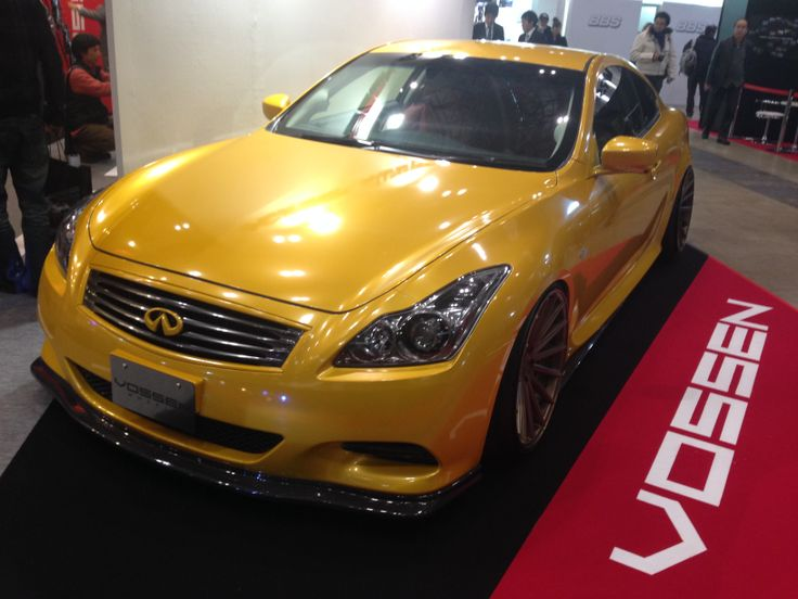 Infiniti Hoffman Estates >> Tokyo Auto Salon 2014 - Infiniti G37 | 2014 Infiniti ...