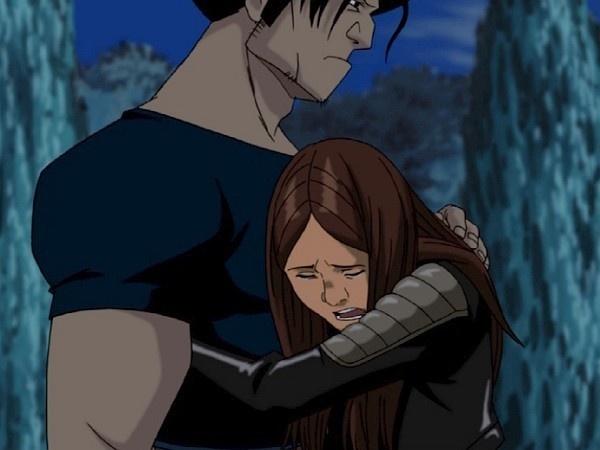 Logan and Laura Kinney : X-Men Evolution