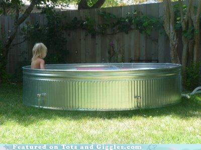 Cheap Pool Ideas backyard landscaping ideas swimming pool design read more at www with picture of cheap swimming pool designs for small yards Summer Project Diy Stock Tank Pool
