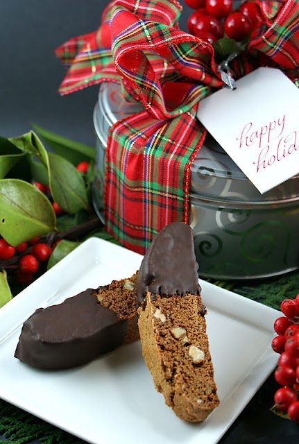 ... about Biscotti on Pinterest | Candy canes, Chocolate chips and Dark