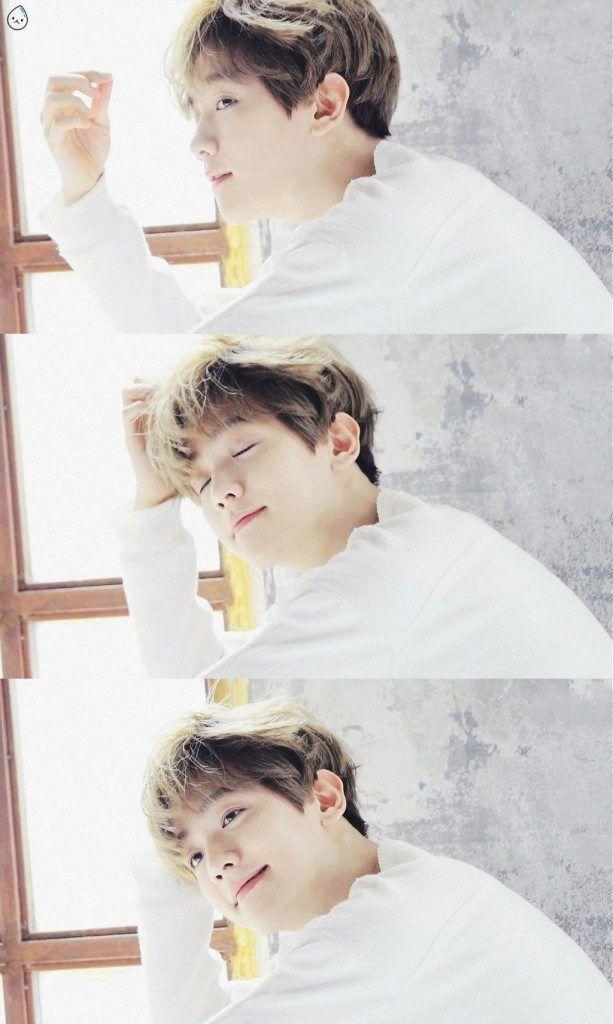 EXO's Baekhyun's for AtStar1