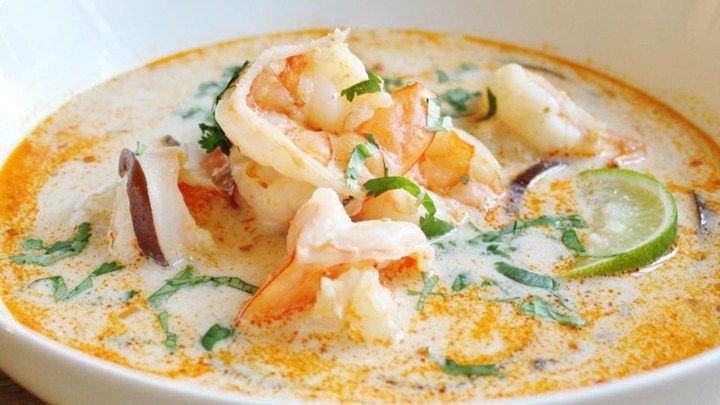 The Best Thai Coconut Soup Recipe on Yummly. @yummly #recipe