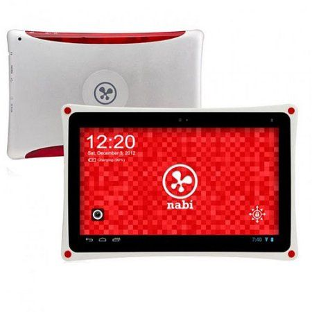 "REDUCED PRICE - Nabi XD 16GB 10.1"" HD Android WiFi Bluetooth Tablet NVIDIA Quad-Core Processor"