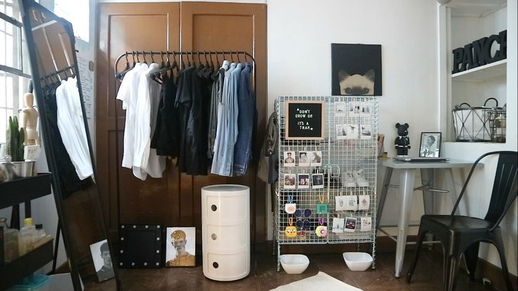 Room Tour 2018 🏡 (Aesthetic, Minimal, Monochrome, Hypebeast, Bearbrick, IKEA)