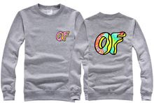 hiphop brand couple christmas sweaters citi trends clothes men fashion ofwgkta gang clothing odd future hoodie(China (Mainland))