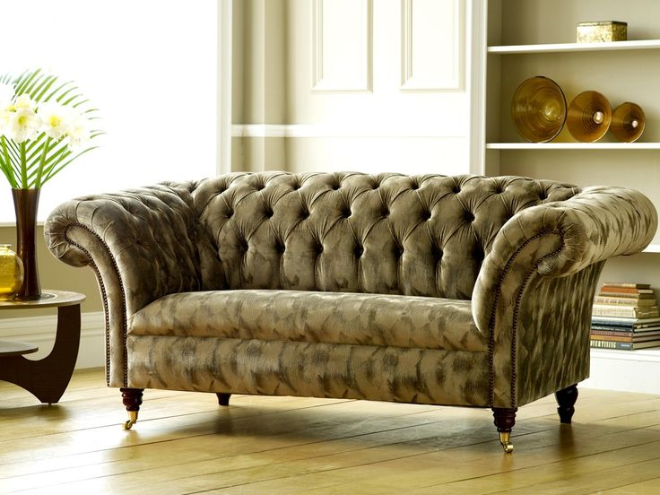 Latest Chesterfield Leather Sofas Kingsgate Furniture SOFAS Pinterest Ideas - Best of fabric chesterfield sofa Modern