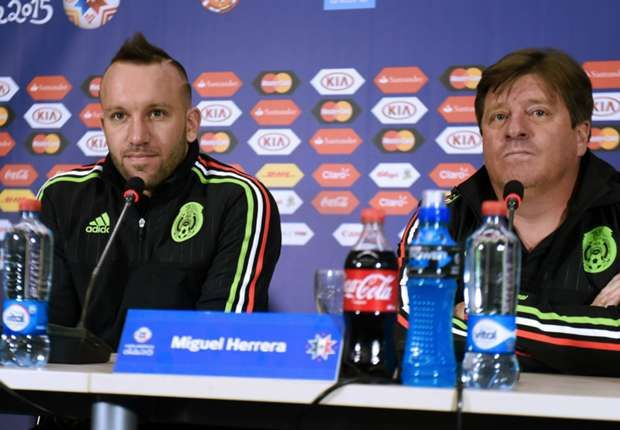 Lots has changed since Mexico's 2015 Copa America meeting with Chile