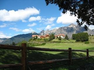 Hotel Llao Llao in der Nähe von San Carlos de Bariloche