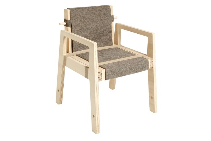 BOND18 is strictly composed by recyclable materials like cardboard, poplar plywood and natural fabrics, contributing in that way to be a product with a very light impact to the environment. At home every costumer can assemble his chair by himself very quickly and easily....