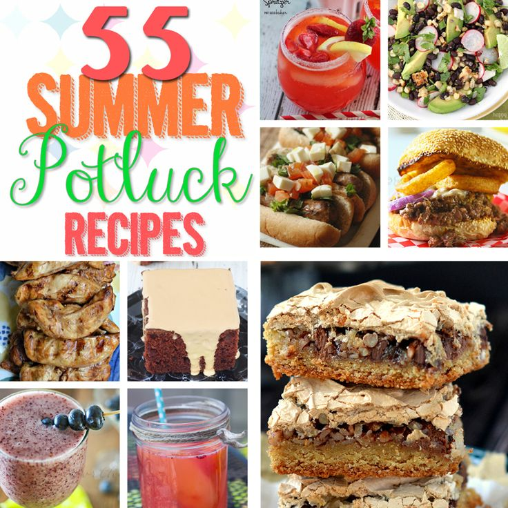 58 Best Images About Outdoor Potluck Recipe On Pinterest