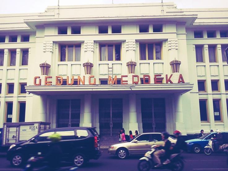 Gedung Asia Afrika | Bandung | Indonesia