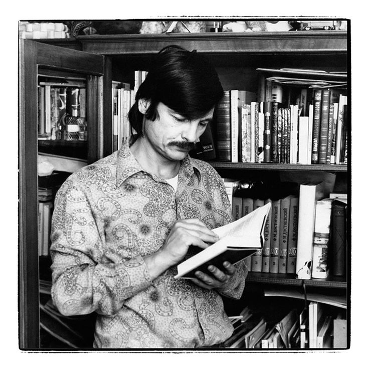 Andrei Tarkovsky © Photo by Valerij Plotnikov